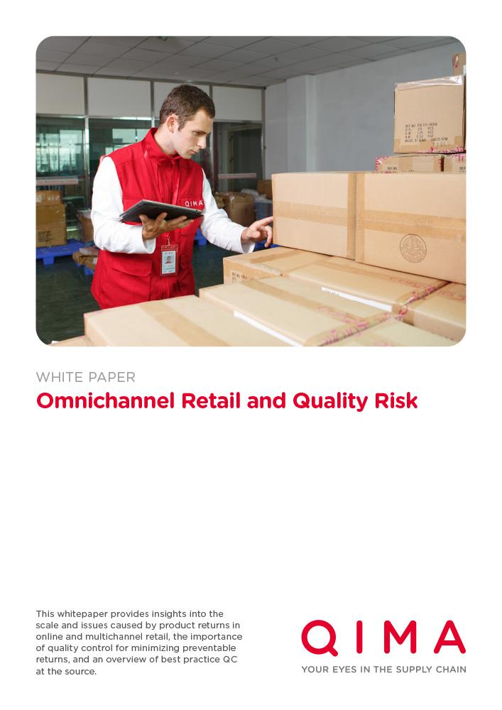 全渠道零售与其面临的产品质量问题