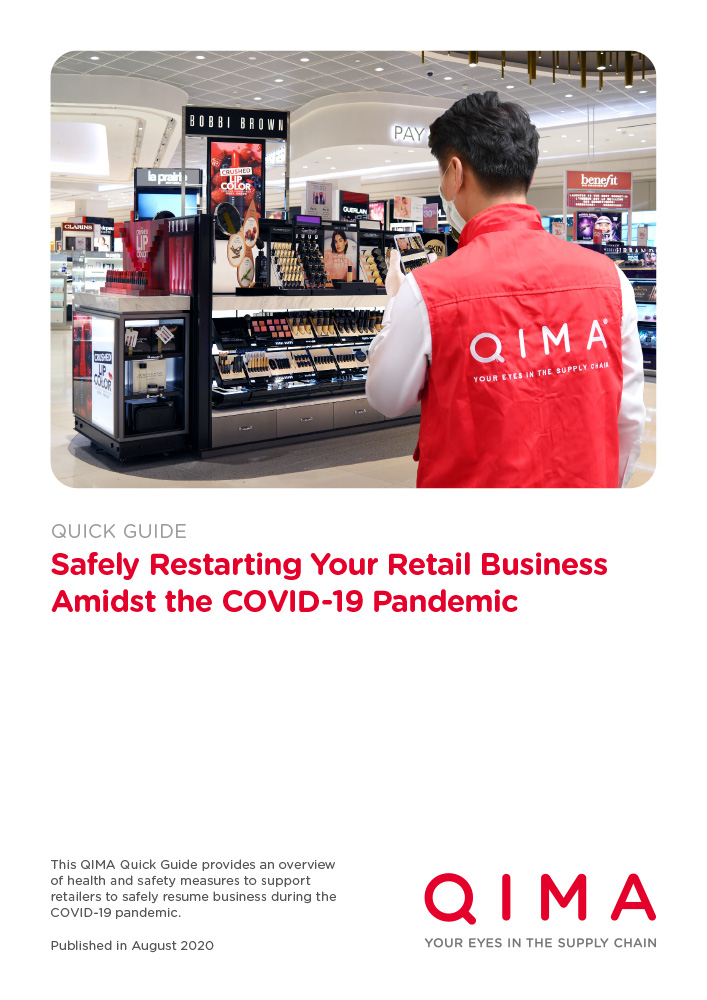 快速指南:在新冠肺炎疫情中安全地重启零售业务